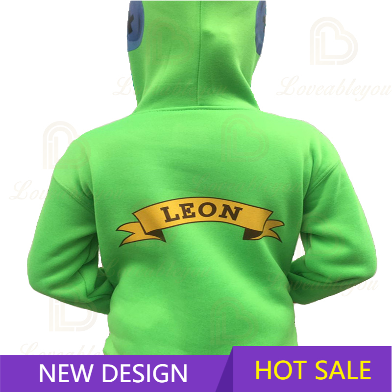 Leon and Star,Splicing Children Wear Kids Hoodie 3d Sweatshirt Boys Girls Tops Hoodies Teen Clothes