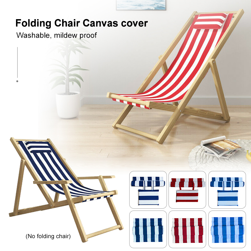 Modern Waterproof Beach Chair Canvas Covers 1 Chair And Sofa Covers