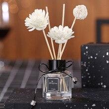 Diffuser Reed-Sticks Lemon Lavender 50ml 1pcs Oil-Sets Jasmine Gardenia Ocean-Osmanthus