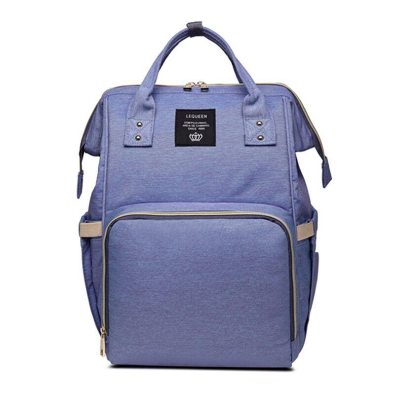 23 Colors Diaper Bag Women Multifunction Backpack Large Capacity Diaper Bag  Waterproof Handbag Mommy Bag Pregnant Baby Care