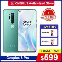 Yeni Oneplus 8 pro 5G cep telefonu 6.78