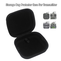 Universal RC Transmitter Storage Bag Protector Case For Walkera 9ET07 AT9S AT10 Portable Kids toys Juguetes Zabawki игрушки Parts & Accessories     -