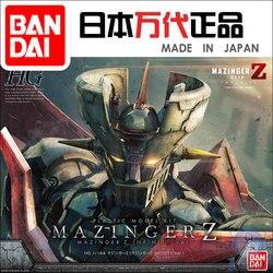 Bandai 1/144 HG MAZINGER Z (MAZINGER Z: INFINITY VER.) Assemble Model Kits Action Figures Plastic Model Toys