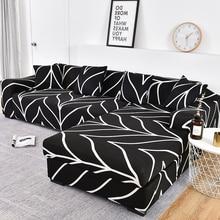 Housse extensible pour canapé et fauteuil, en coton, grand format, commander 2 pièces pour un canapé dangle