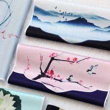 Original custom positioning cloth imitation incense yarn fabric mouth gold bag handmade DIY holiday gift accessories materials
