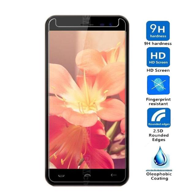Tempered Glass For Homtom C1 C2 HT10 S17 S8 S7 C13 S12 S99 S99i HT16S Z6 Z8 S16 C8 Screen Protector Protective Film