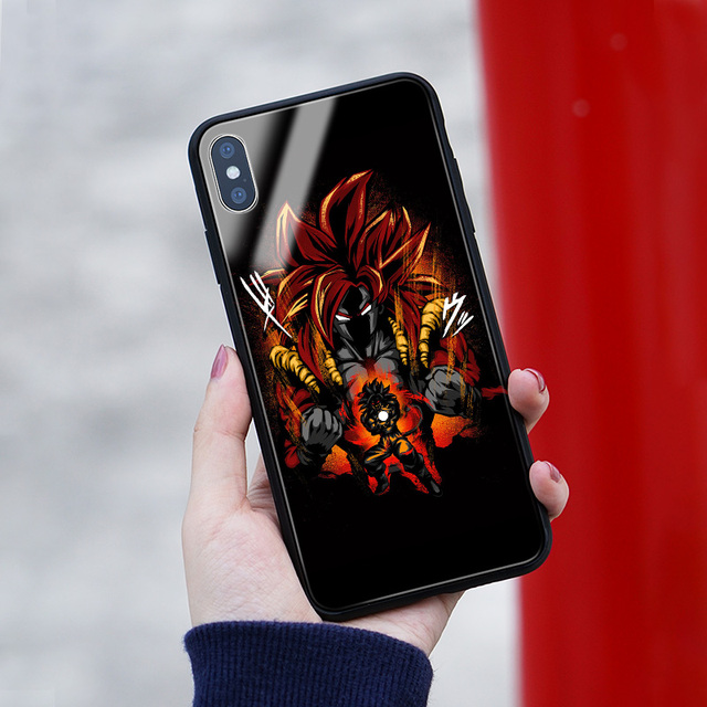 GOGETA SSJ4 IPHONE CASE