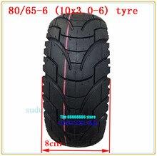 10 zoll Pneumatische reifen 80/65 6 für Elektrische Roller E Bike 10x 3,0 6 verdicken erweitern hard tragen beständig road reifen schläuche