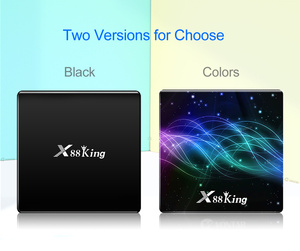 Image 4 - 2020 X88 King Amlogic S922X TV Box Android 9.0 4GB RAM 128GB Dual Wifi BT5.0 4K Google Play Store Youtube Set Top Box