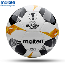 Soccer-Ball Futbol Football-League-Balls Bola Sports Training Official-Size MOLTEN Original
