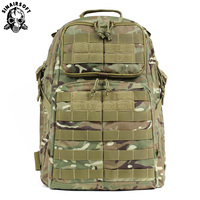 SINAIRSOFT 55L Outdoor Molle Waterproof Tactical Backpack Mountaineering Hunting Bags Trekking Outdoor Military Fishing