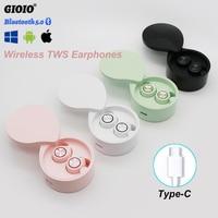 TW70 TWS Bluetooth Kopfhörer Drahtlose Musci Kopfhörer Surround Sound Gaming Hörer Für Iphone Oppo Huawei Xiaomi Sport Earbuds
