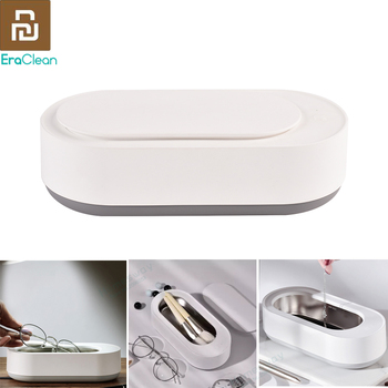 Youpin EraClean Ultrasonic Cleaner 45000Hz High Frequency Vibration Cleaning Machine for Washing Jewelry Glasses Watch