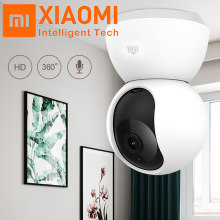Original Xiaomi Mijia 1080P 360 Degrees Home Panoramic WiFi IP Cam Night Vision Smart Camera Webcam Camcorder AI Enhanced Motion(China)