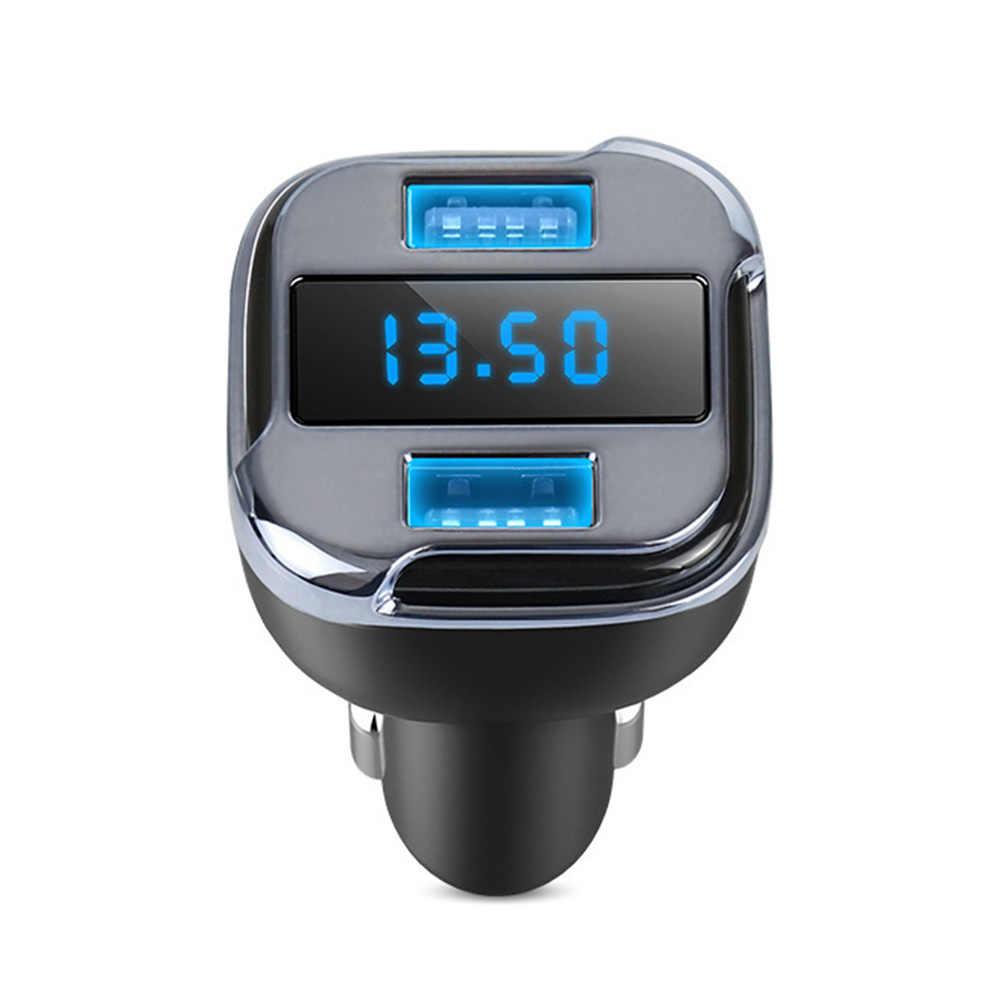 Mini Gps Mobiele App Tracking Auto Dual Usb Auto Gps Tracker Agps Wifi Lbs Ingebouwde Luisteren Apparaat Dual usb Lader Auto Online Tr