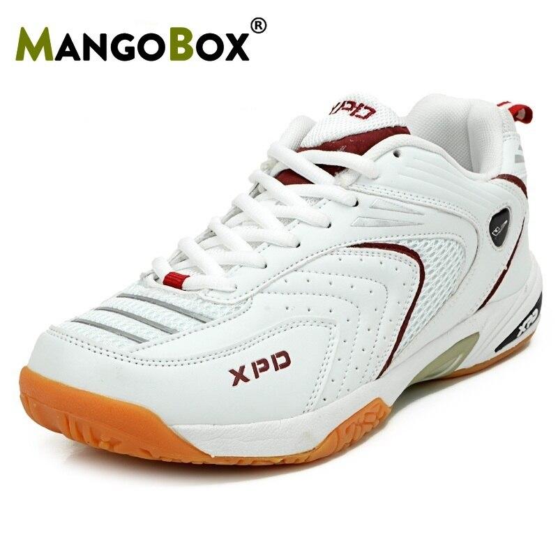 Nouveaux hommes et femmes Cool chaussures de Badminton anti-dérapant Ndoor Court chaussures hommes portable chaussure de Sport confortable grand garçon chaussures de Badminton