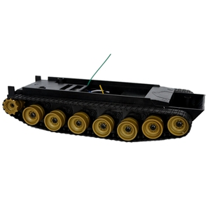 Robot Tank Car Chassis Platform for DIY Caterpillar Crawler Smart Track Vehicle for Arduino RC Toy Remote Control