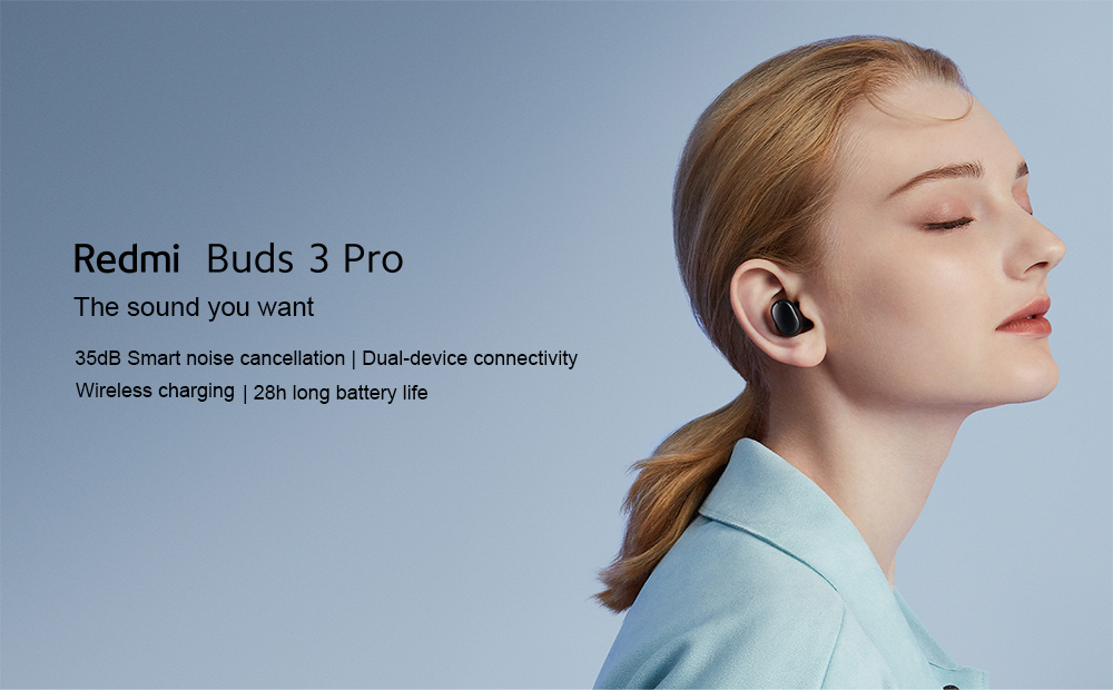 Redmi Buds 3 Pro