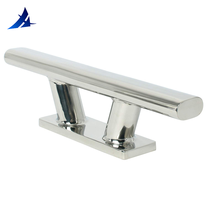 Boat Accessories Marine 316 Stainless Steel Mooring Cleat Marine Boat Yacht Bollard 6
