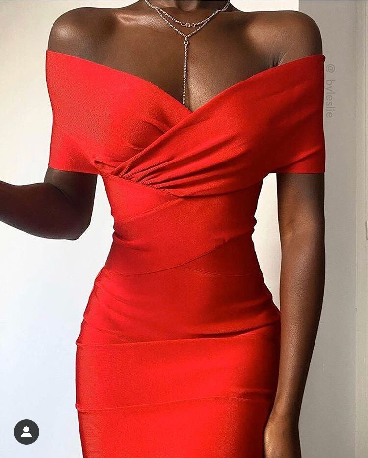 2020 New Summer Women Bodycon Bandage Dress Sexy Off The Shoulder Club Dress Midi Celebrity Party Dress|Dresses| - AliExpress