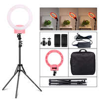 12inch/31cm Dimmable Selfie LED Ring Light for Makeup Tik tok Youtube Video Continuous Lighting Photo Studio Live Beauty Light