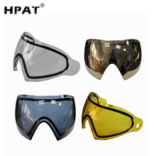 Hpat óculos térmicos para tingimento, máscara de paintball i4