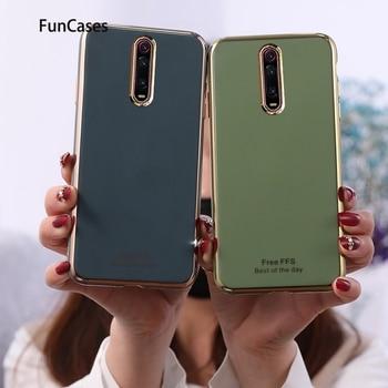 Funda de teléfono móvil para Xiaomi Redmi K20, Hoesje Vintage carcasa suave...