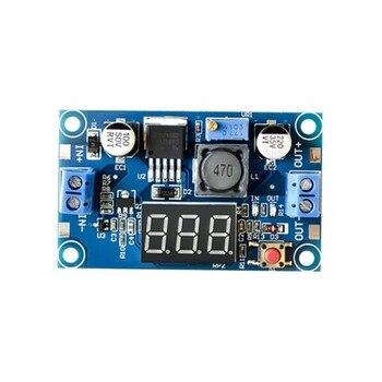 Wholesale LM2596 Analog Control Buck Converter DC-DC Step-down Transformer Voltage Regulator Module 36V 24V 12V to 5V 2A Power - discount item  35% OFF Electrical Equipment & Supplies