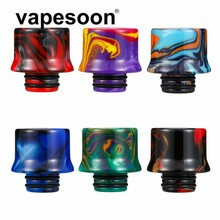 E-Cigarette Resin 810 Drip Tip Mouthpie For Vape Vaporizer 810 Thread IJust 3 Kit Ello POP Atomozer TFV12 Prince Tank Etc