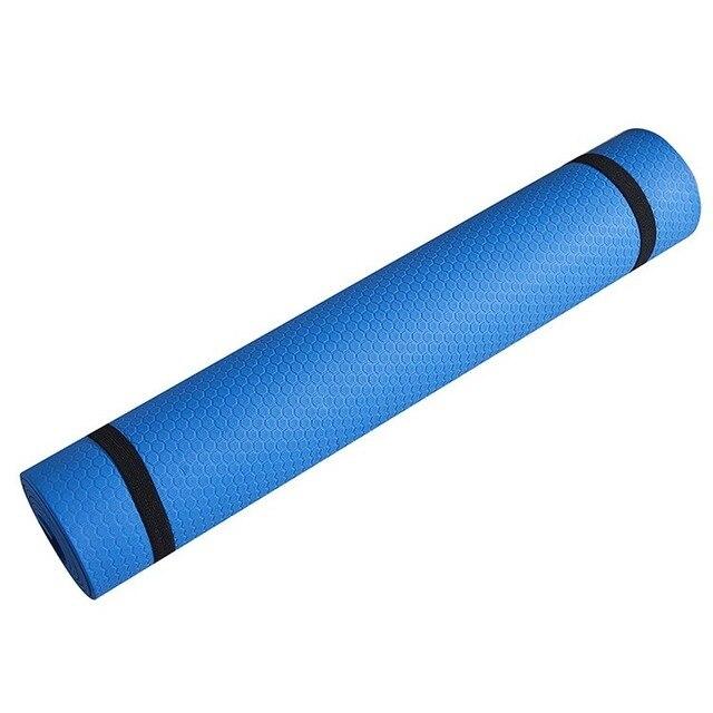 Yoga Mat Anti-skid Sports Fitness Mat  6