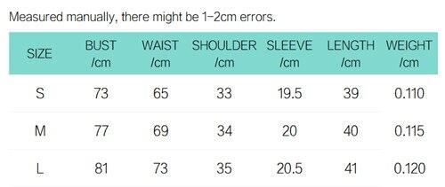 Sexy Women V-neck Short Sleeve Ruffle T-shirt Clubwear Buttons Bodycon Solid T-shirt Crop Tops Summer Outwear tee shirt femme 6