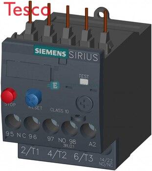 цена на 3RU2116-0CB0 0.18...0.25A Thermal Overload Relay For Generator