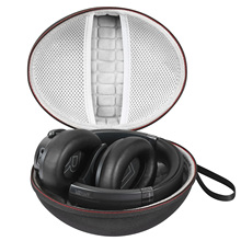 ZOPRORE Hard EVA Travel Carrying Bag Storage Case Cover for Anker Soundcore Life Q20 Wireless Bluetooth Headphones image
