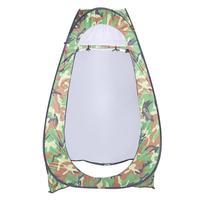 Portable Shower Tent Outdoor Toilet Change Room