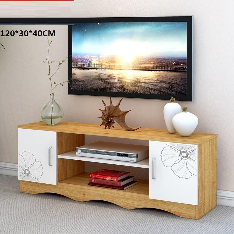 Tele Sehpasi Unit De Table Flat Screen Soporte Para Retro Wooden Meuble Living Room Furniture Monitor Stand Mueble Tv Cabinet