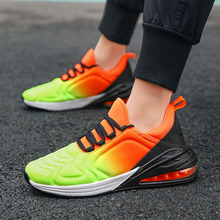 Couple Sneakers Men Casual Shoes Increase Air Cushion Brand Light Running shoes Boy Male Big Size Breathable Slip Spring Autumn