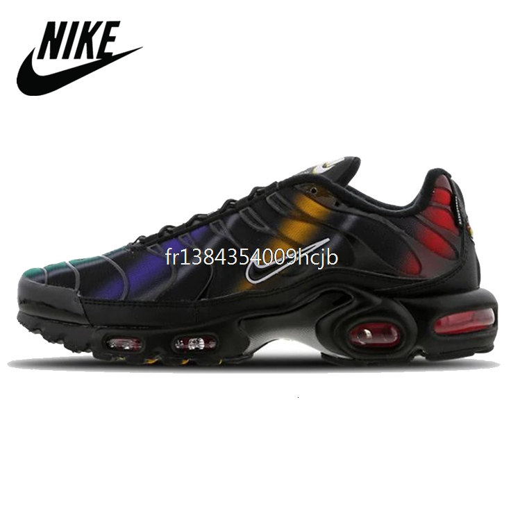 Contribuyente felicidad Patatas  Nike Air Max Tn Plus Men Running Shoes Comfortable Air Cushion Outdoor  Sports Sneakers Lightweight Sneakers Men|Running Shoes| - AliExpress