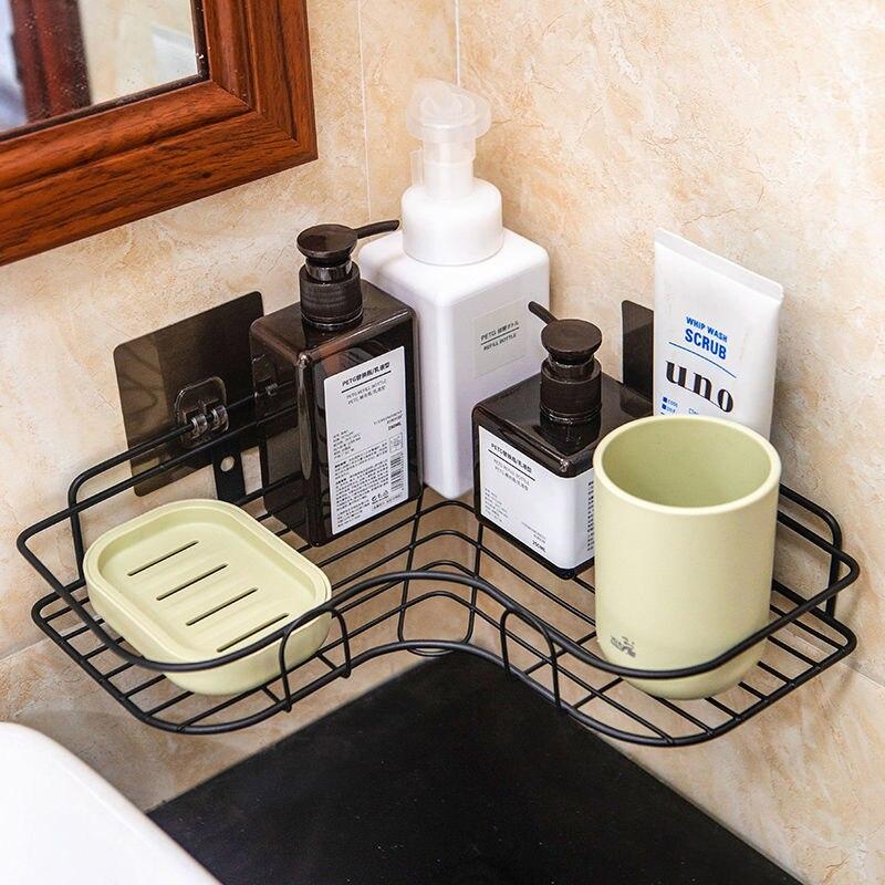 Купить стеллажи для ванной комнаты без перфорации угловых следов бытовые