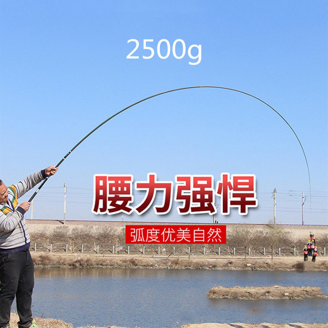 Awesome No 1Telescopic Fishing Rod Carbon Fiber Fishing Rods cb5feb1b7314637725a2e7: Black|Red