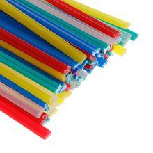 2021 New 50pcs New Plastic Welding Rods PP Welding Sticks For Plastic Welder