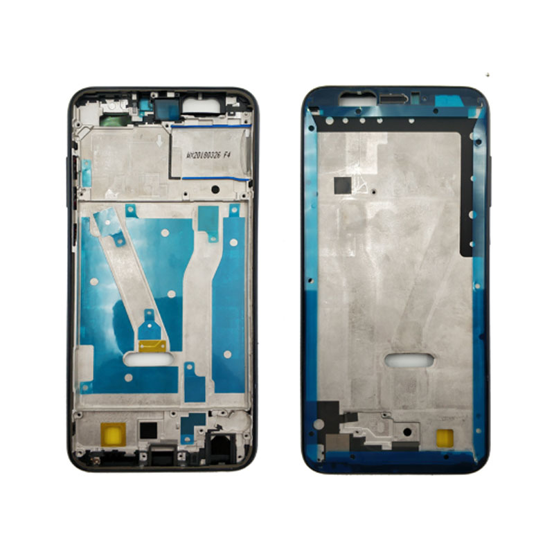 For Huawei Honor 9 Lite Middle Frame LCD Supporting Frame Plate Housing Bezel Faceplate Bezel On Battery Cover Repair Parts