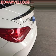 Modified Decoration Mouldings Decorative Upgraded protector Auto Automobiles Exterior Wing Spoilers FOR Mercedes Benz CLA Class