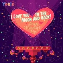Yeele Valentines Day Photocall Hearts Deep Love Photography Backdrop Personalized Photographic Backgrounds For Photo Studio
