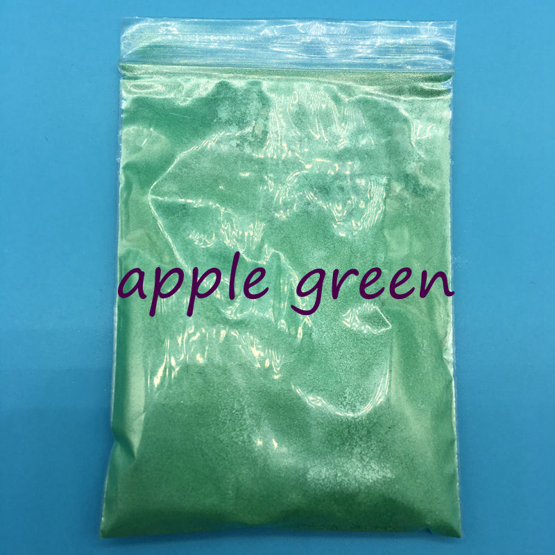 apple green_