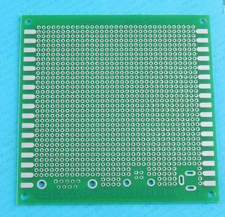 Pcb-Board FR-4 CEM-3 22F Double-Sides Aluminum High-Precision Hb-94v0