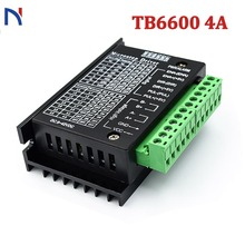 TB6600 4A 42/57/86 Stepper Motor Driver 32 Segments upgraded Version 4.0A 42VDC CNC