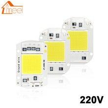 Led-Chip Spotlight DIY Smart 220V COB 10W 240V 20W 50W IC 30W