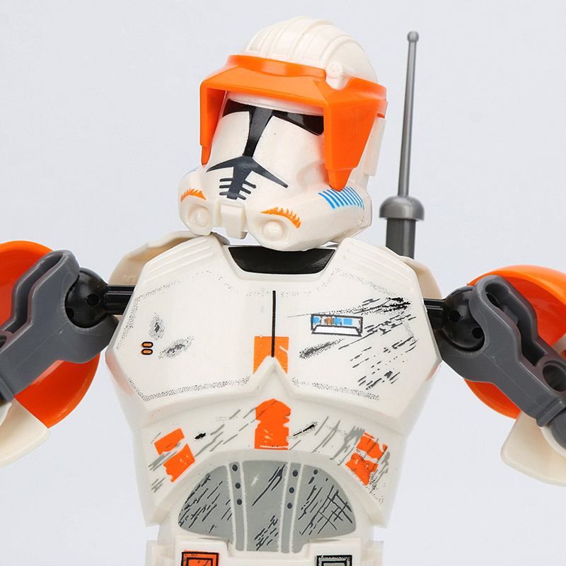 Blocks Star Wars Buildable Action Figure 16