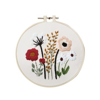 Embroidery Diy Simple Beginners Training Materials Package Suzhou Xiang Cross Stitch