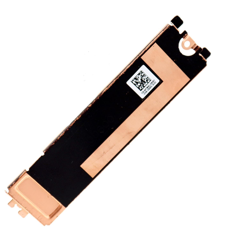 Во-вторых 2280 М. 2 радиатор SSD жесткий диск для ноутбука Dell XPS 15 9500 Latitude 15 5500 точность 5500 ET2SH000600 04TW9C 4TW9C
